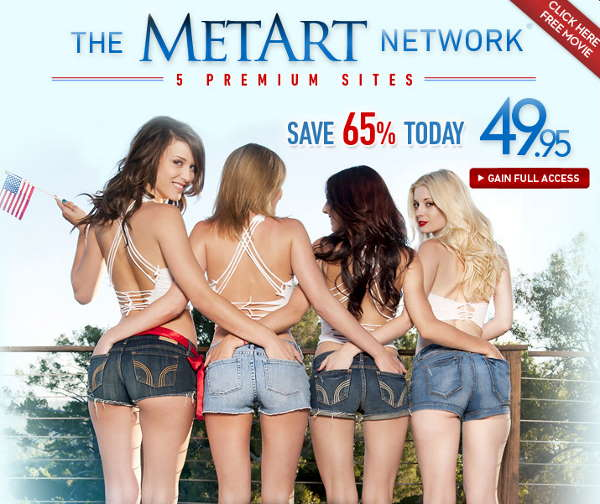 The MetArt Network discount – $5.55 per site only